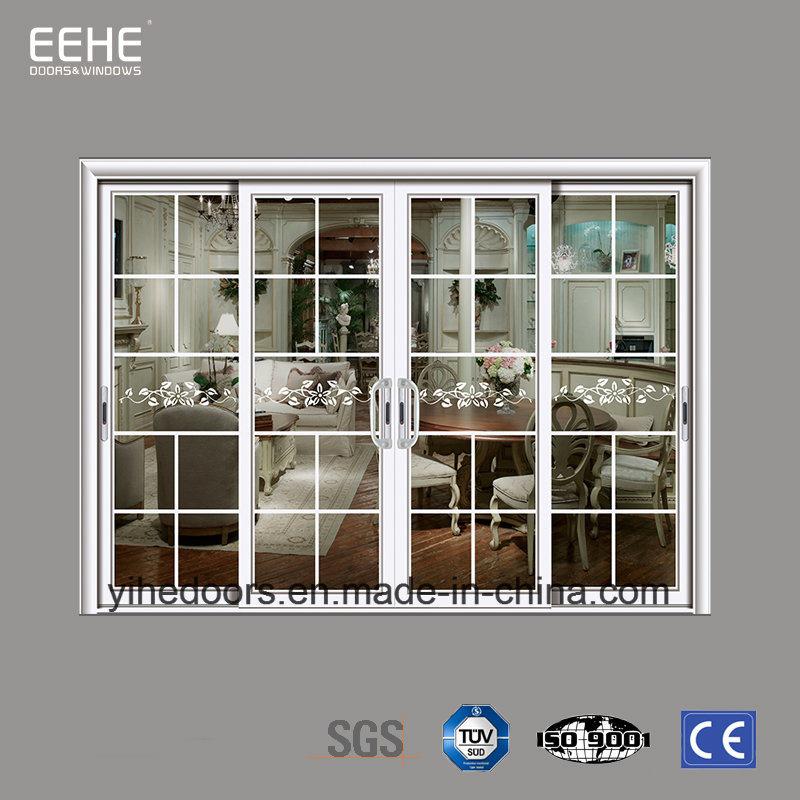 China Patio Aluminium Hanging Sliding Door Exterior Door China