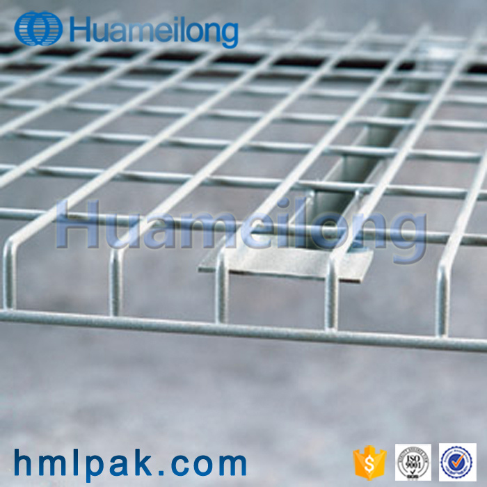 China Durable Heavy Duty Welded Wire Mesh Decking Panel for Rack ...