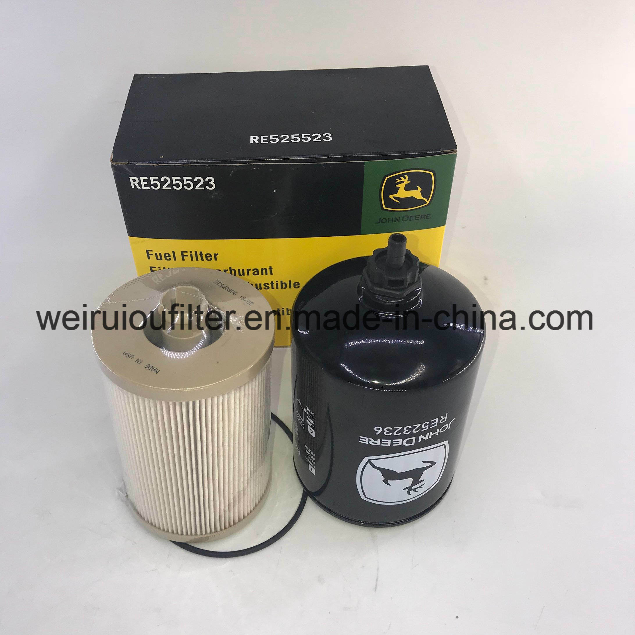 China Tractor Diesel Fuel Filter Re525523 Oil Filters