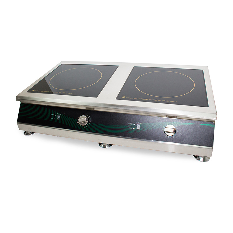 Tabletop Double Burner Home Liance Induction Cooktop