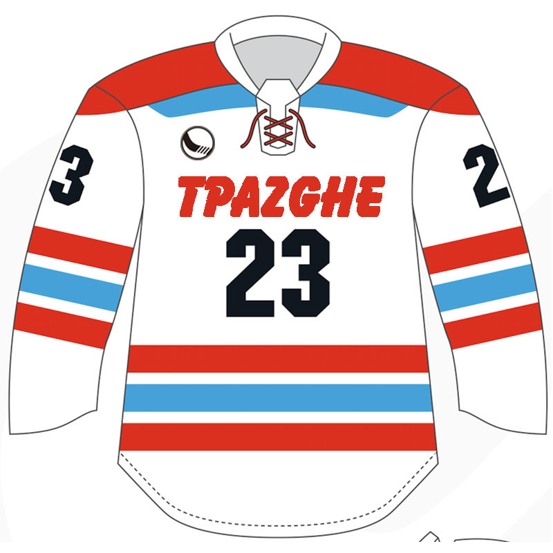 China Custom Unique Ice Hockey Goalie Jersey No Minimum Photos ... a87d3c768