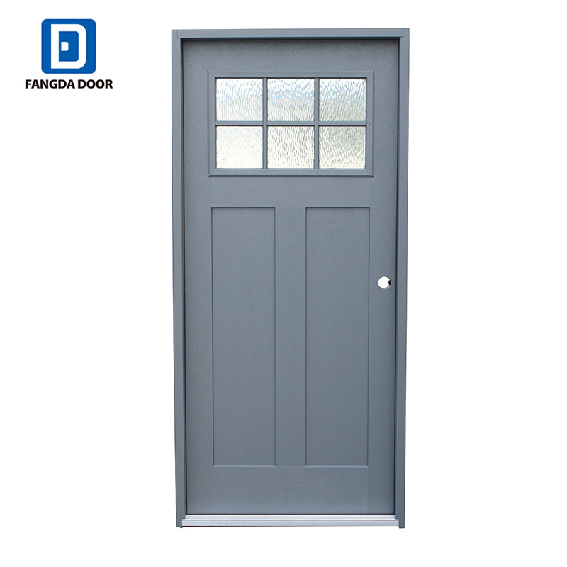China Fangda High End Paint Fiberglass Door Doors Home Depot Doors China Home Doors Paint Door
