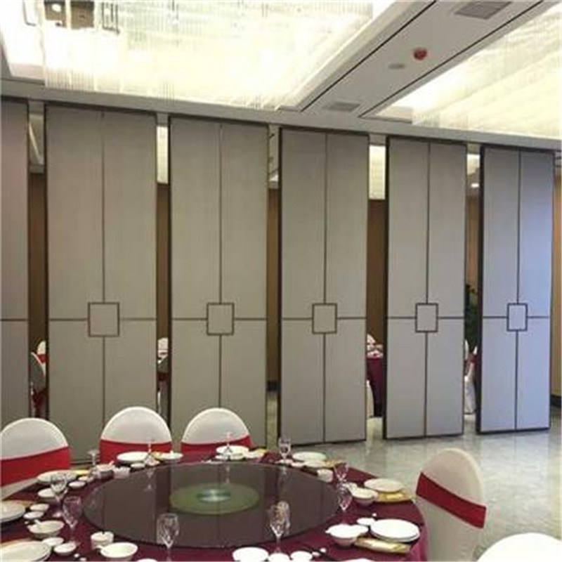 Fabric Acoustic Movable Wall