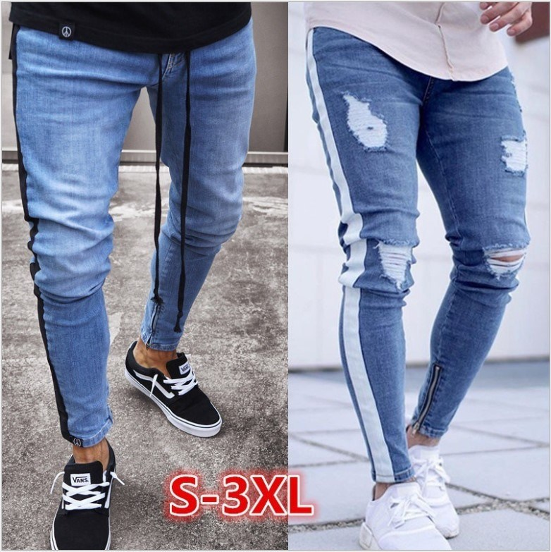 China Fashion Design Skinny Custom Men Denim Super Pant Ripped Man Jeans China Men Jeans And Skinny Jeans Price