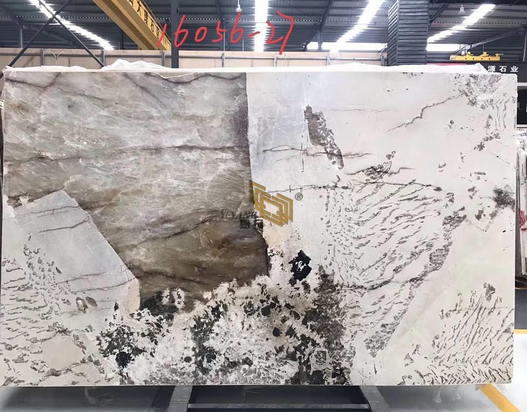 China Natural Aspen White Granite Slabs For Countertops Vanitytops China Granite Granite Slab