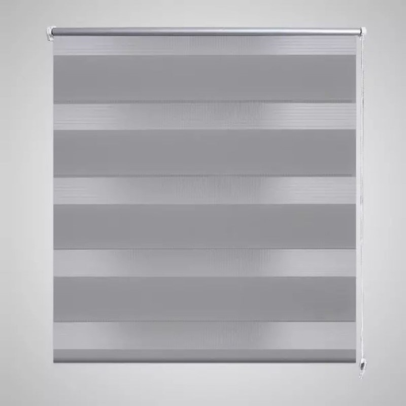 China Gray Horizontal Window Shade
