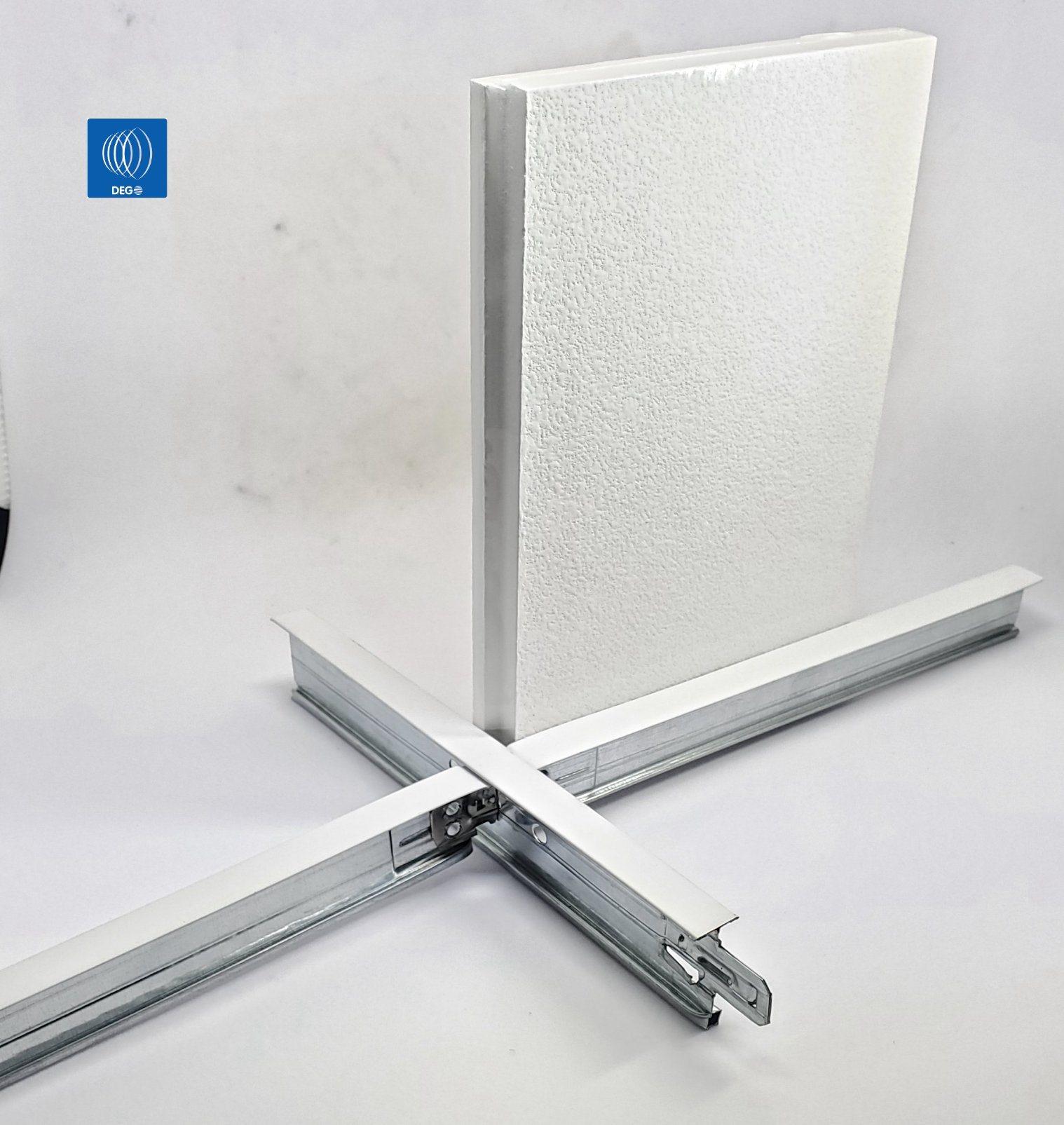 China Fibergl Acoustic Ceiling Board