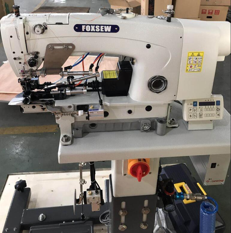 China Automatic Jeans Bottom Hemming Sewing Machine Photos Amazing Hemming Jeans Sewing Machine