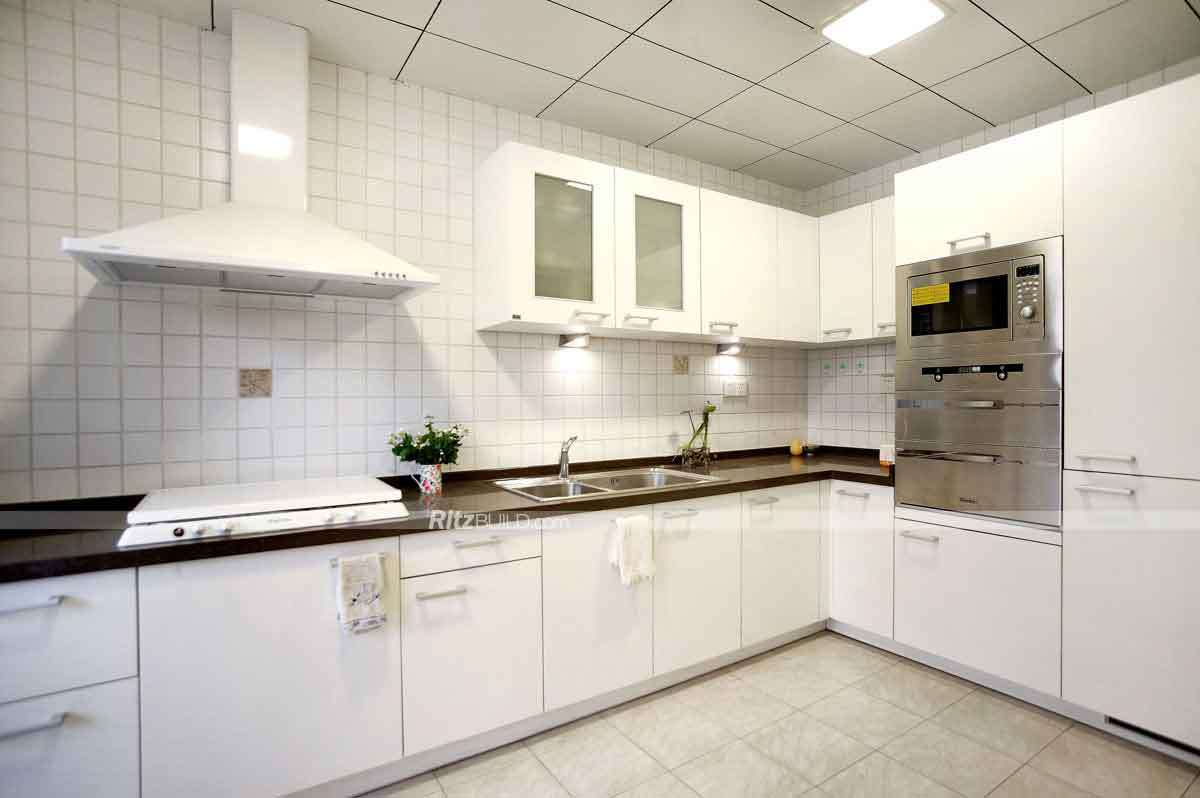 China Home Furniture High Gloss Kitchen Door 18mm Acrylic MDF Panel ...
