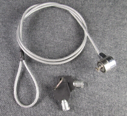Steel Cable Lock for Laptop Dp1146