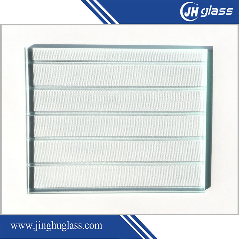 3-19mm Pattern Tempered Glass for Bathroom pictures & photos