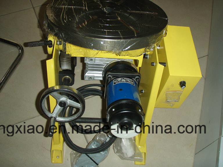 Ce Certified Automatic Welding Positioner for Circular Welding pictures & photos