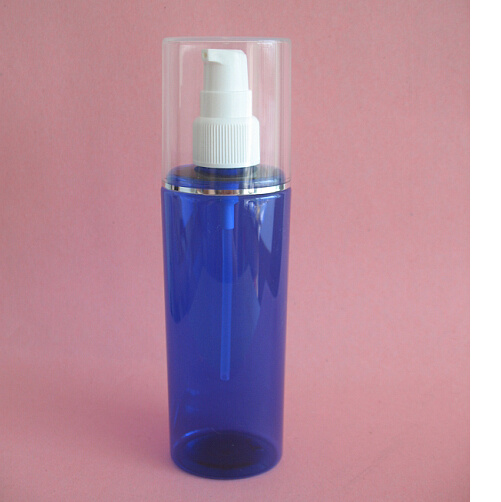 120ml Pet Lotion Bottles with Pump&Cover