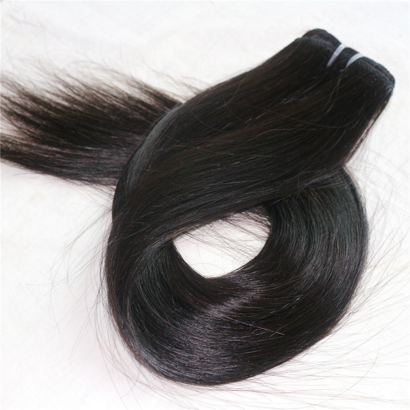 China 100 Brazilian Remy Virgin Human Hair Clip In Hair Extension