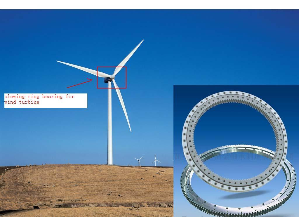 Slewing Ring Bearings for Wind Turbine (HD12098)