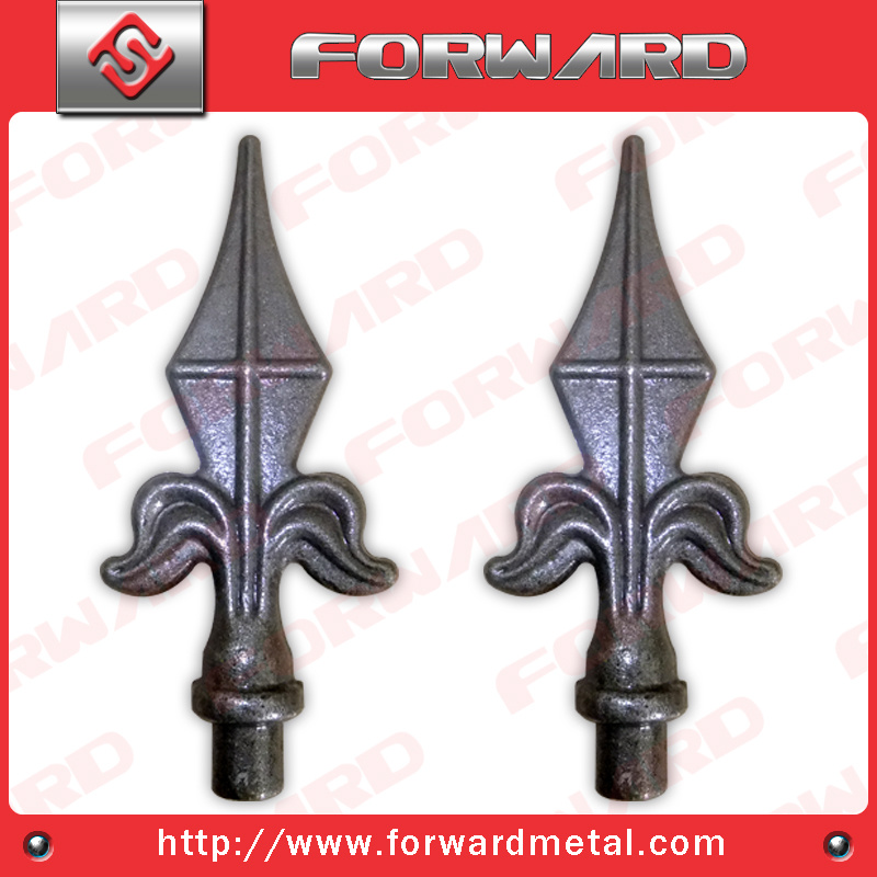 Ornamental Forged Iron Picket