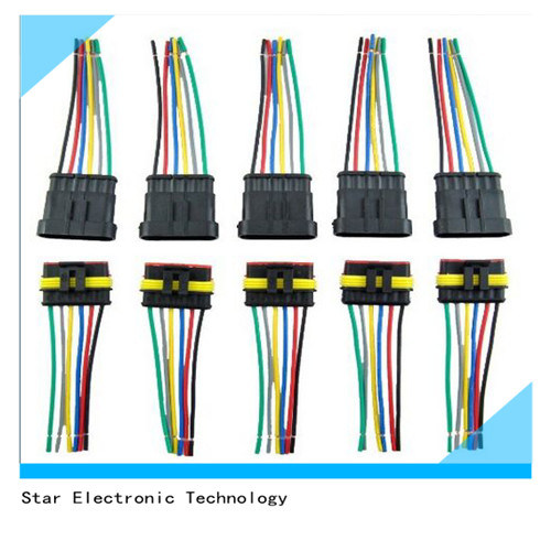 china factory price of 6 pin automotive auto electrical connector rh starconnect en made in china com