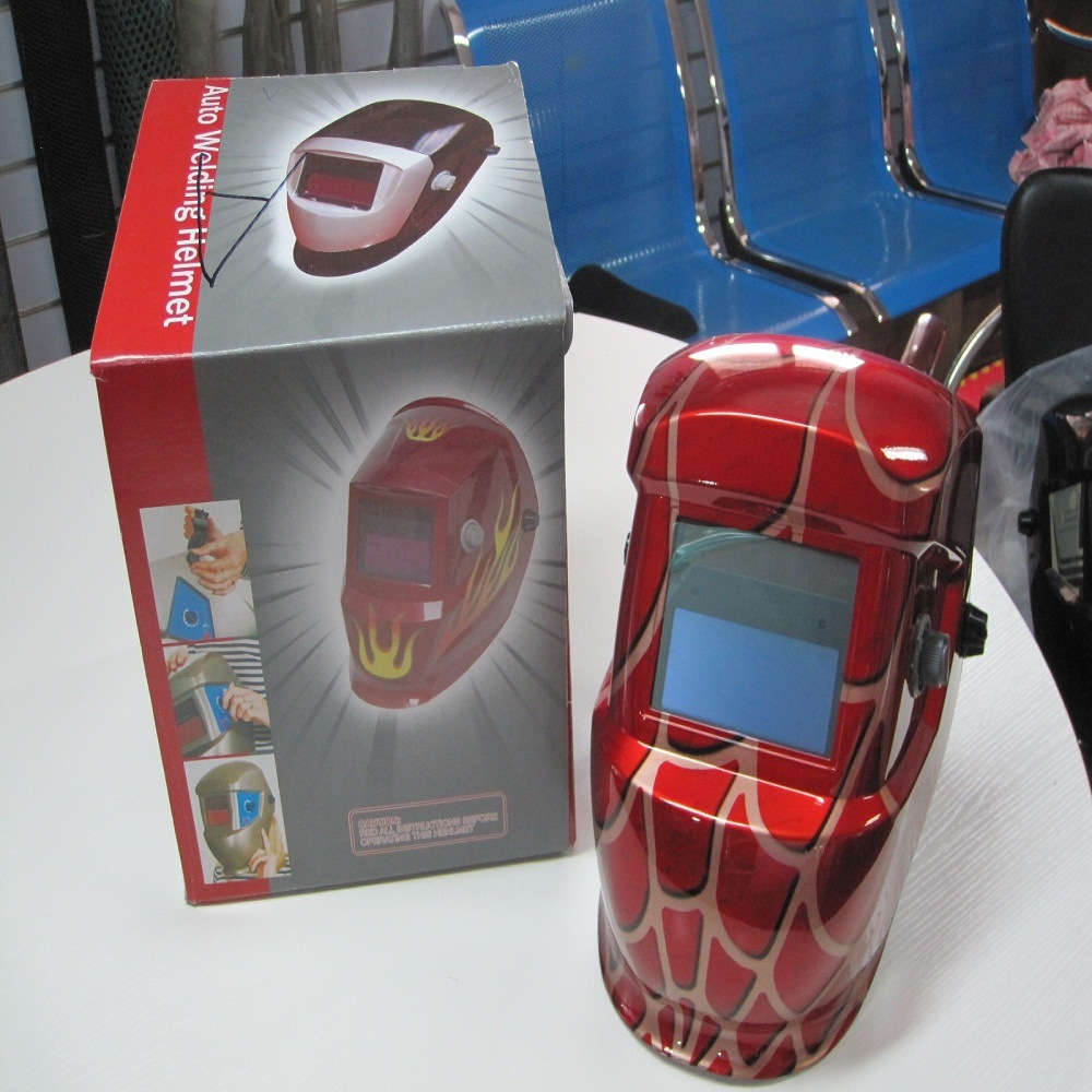 Auto Safety Welding Helmet with High Quality pictures & photos