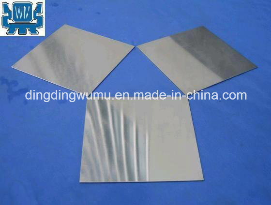 Mo-La Molybdenum Lanthanum Alloy Sheet for Vacuum Furnace