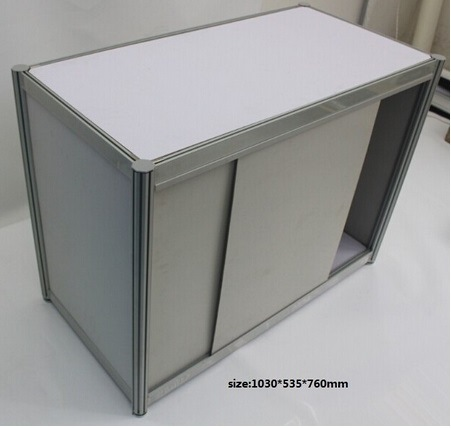 Exhibition Booth Table : China exhibition booth custom made reception desk china