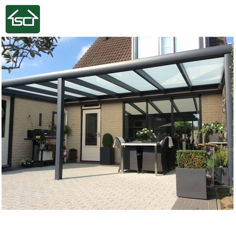 Polycarbonate Sheet Patio Cover