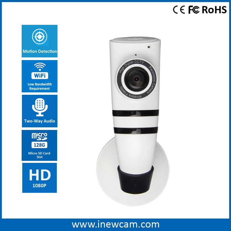 [Hot Item] OEM Wireless 1080P Full HD WiFi IP Camera with Free APP