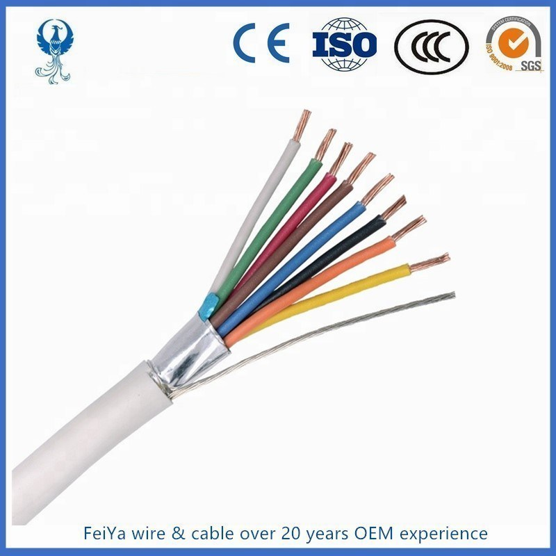 Aluminium/ Polyester Tape Shielded Swa Instrumentation Cable, Thermocouple Extension Cable pictures & photos