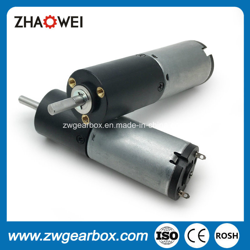 22mm 5-419rpm DC Motor Small Planetary Gearbox pictures & photos
