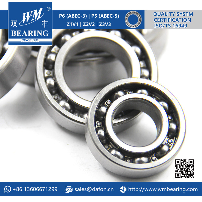 Motorcycle Parts 6202 2rz 2RS Deep Groove Ball Bearing pictures & photos