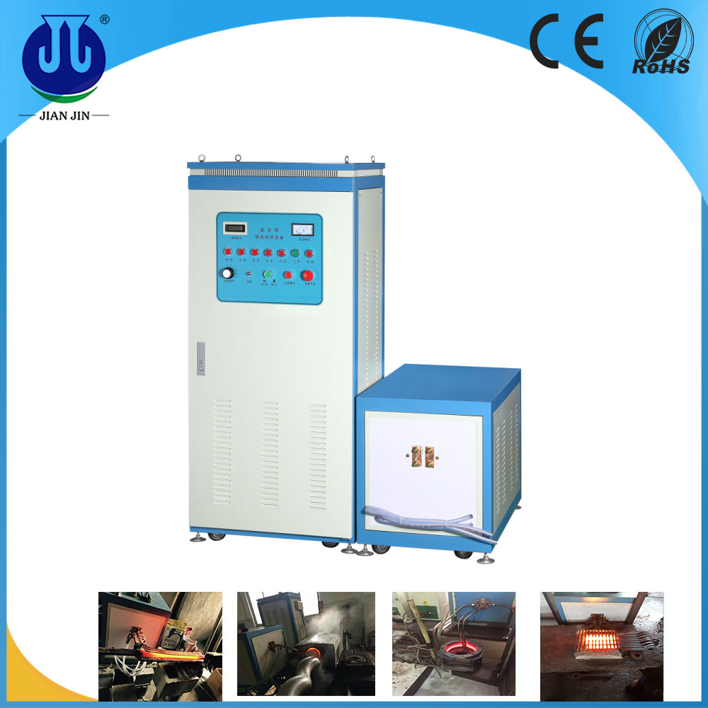 Igbt Superaudio Frequency Big Power Induction Quenching Equipment Heating Iii With 120kw Made In China Tempering Machine Melting