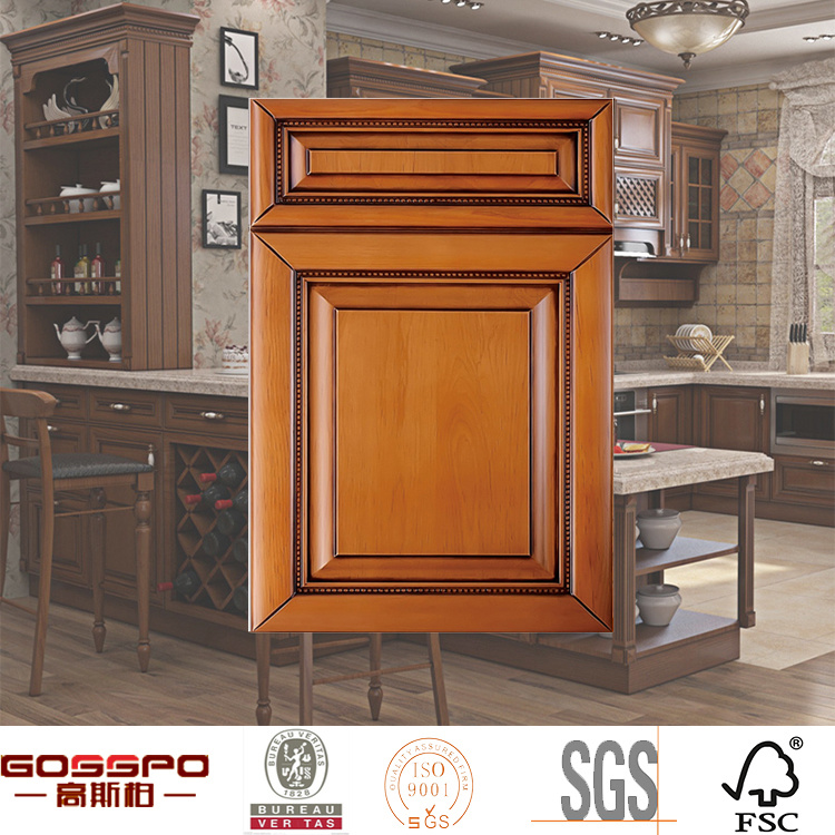 Hot Item Mahogany Wooden Kitchen Cabinet Doors Manufacturers Gsp5 019