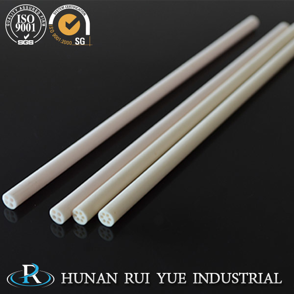 Alumina Ceramic Tube 99% Al2O3 Water Filter Tube