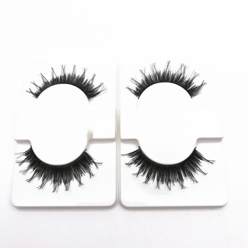 a767f3228ad China Multipack Private Label 3D Human Hair Eyelashes Wispy False Eye Lashes  - China Online Shopping Lashes, Private Label Horse Hair Eyelashes