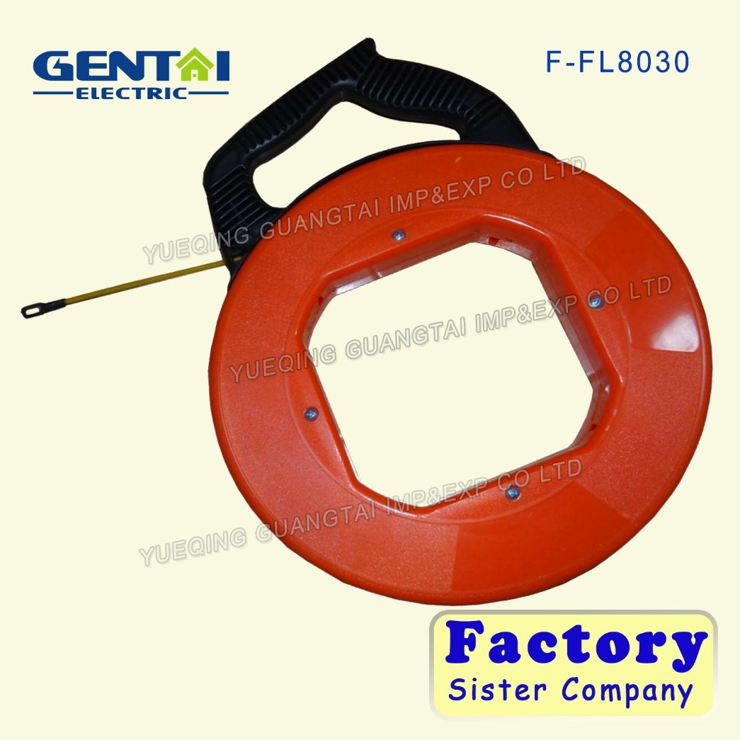 China Fiberglass Electrical Wire Puller/Fish Tape - China Metal ...