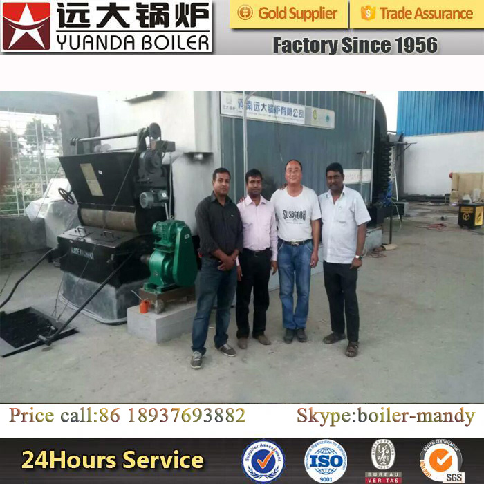Industrial Coal Fired Automatic Steam Boiler, Coal Fired Steam Boiler 1ton, 2ton, 4ton, 6ton, 8ton 10ton pictures & photos