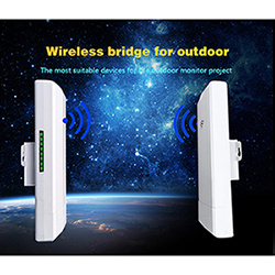 China 10 Km Long Range Outdoor CPE Wireless Access Point