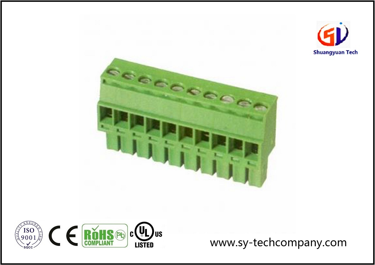 3.50mm Pitch Terminal Block Connector