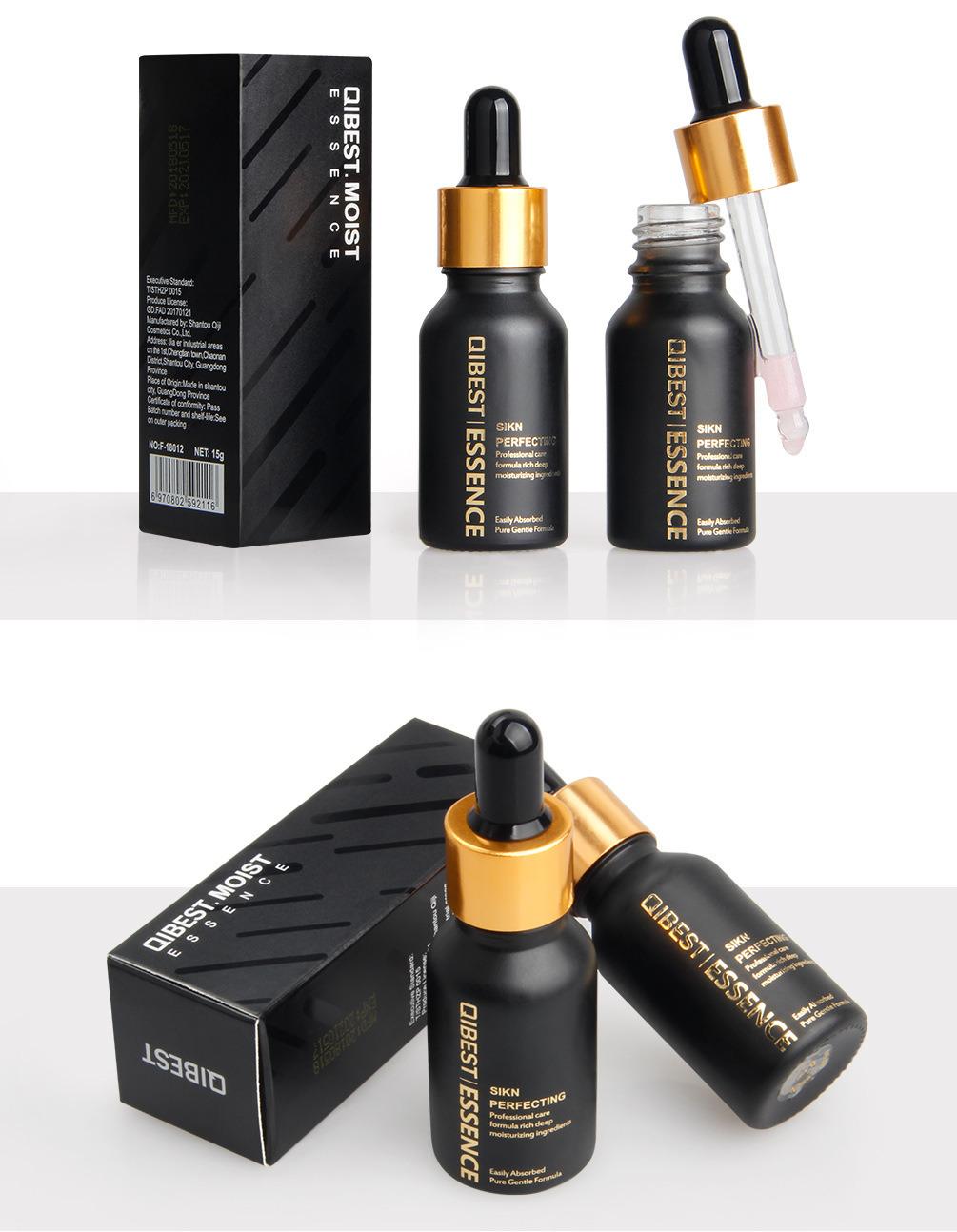 China 24K Gold Foil Moisturizing Makeup Essence Eye Lip