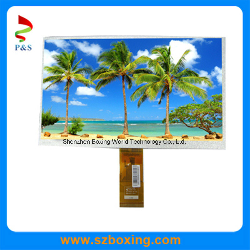 1024*600p 10.1 Inch TFT LCD Display Touch Screen with Lvds Interface 60 Pins