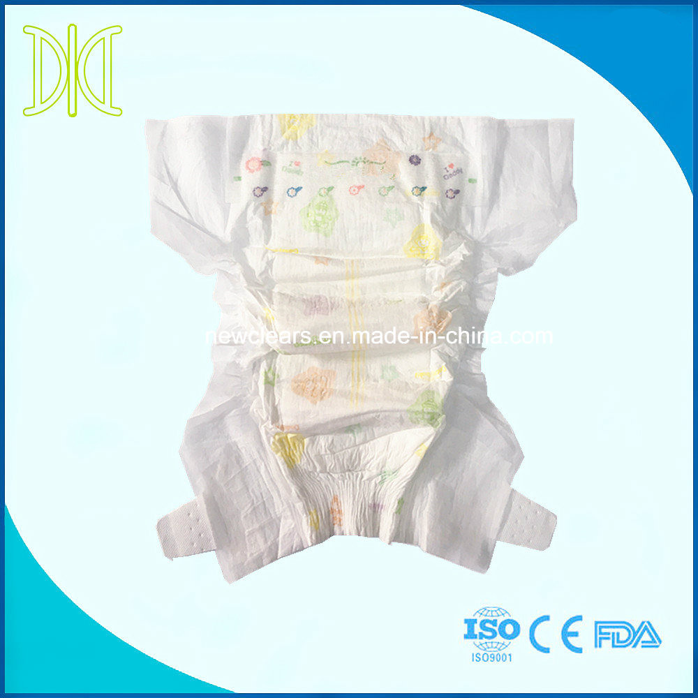 Ulter Thin Baby Diaper with Breathable Backsheet
