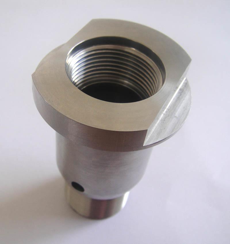 China Metal Part Precision Machined Parts China Cnc