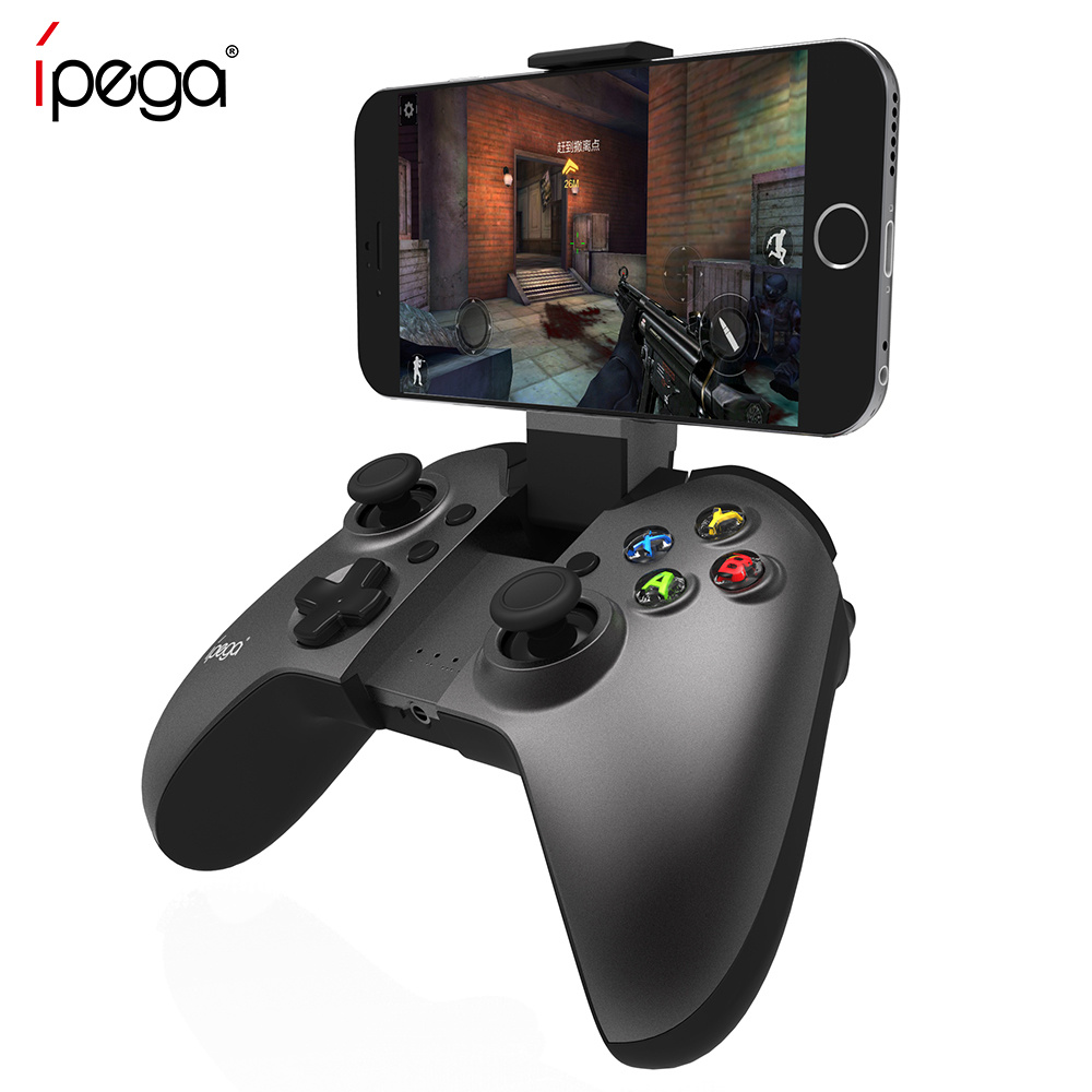 Wholesale Wireless Game Controller Buy Reliable Stick Android Ipega Mobile Pg 9021 9062 Dark Fighter Bluetooth V30 Gamepad Gamecube For Samsung Galaxys8 S8 S9 Huawei P20 Oppo Vivo