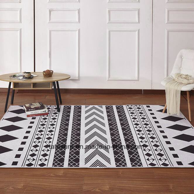 China 3D Polyester Printed Carpet Rugs for Living Room Bedroom ...