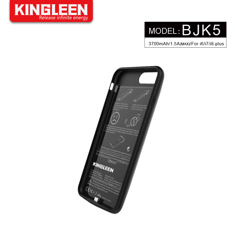 buy popular decab b4102 China iPhone Battery Charging Case for iPhone 8 Plus/7 Plus/6 Plus ...