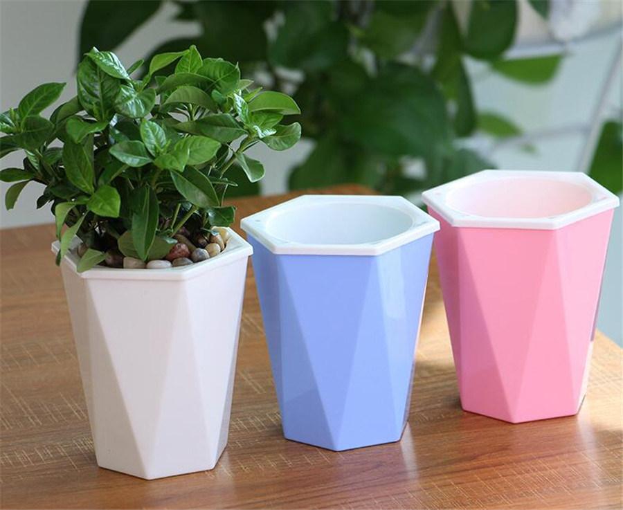Hebei Mingda International Trading Co. Ltd. & [Hot Item] Best Selling Plastic Garden Flower Pots Planters