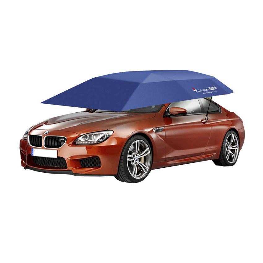 China Yeeyoung Smart Car Umbrella Sunshade Intelligent Canvas Car Cover  Tent - China Car Umbrella 939fc7ba0d4