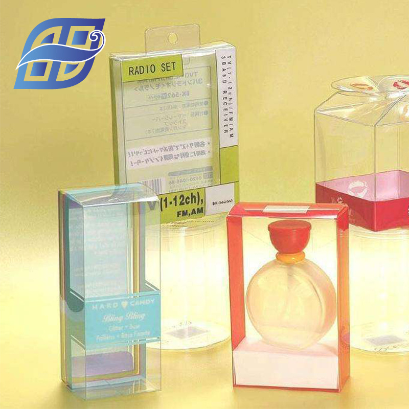 China Wedding Candy Red Clear Heart Shape Wedding Favor Box Photos