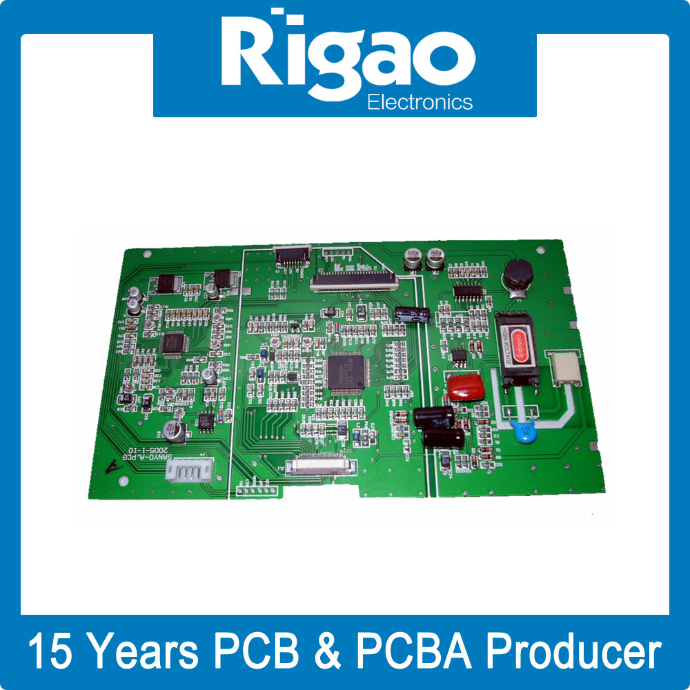 China Prototype Manufacturers Automobile Printed Circuit Board Pcb Wiring Assembly Design