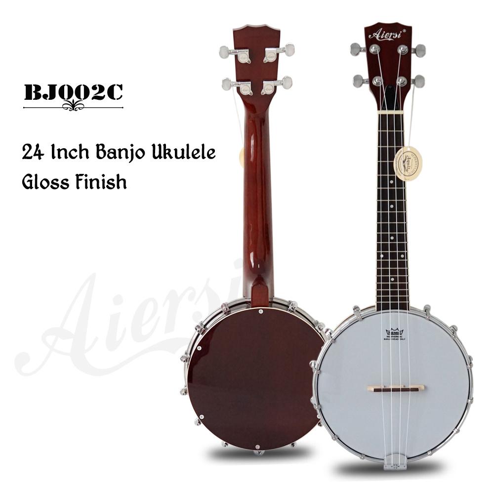 china aiersi 24 inch concert banjo ukulele for sale china aiersi banjo ukulele banjolele. Black Bedroom Furniture Sets. Home Design Ideas