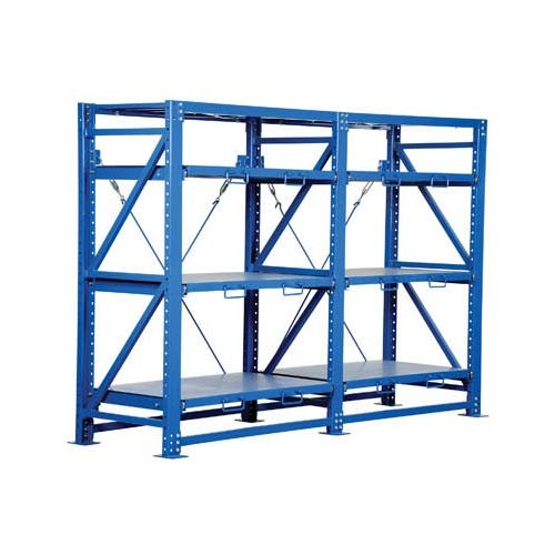 China Heavy Duty Roll Out Shelving